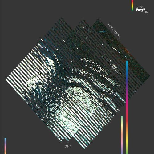 Cover ONEOHTRIX POINT NEVER, returnal