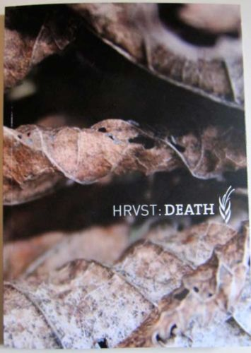 Cover HRVST, death