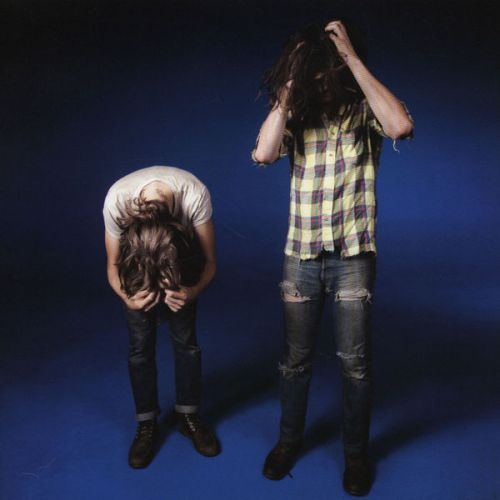 Cover JEFF THE BROTHERHOOD, whatever i want