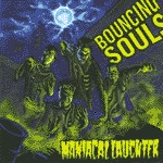 BOUNCING SOULS, maniacal laughter cover