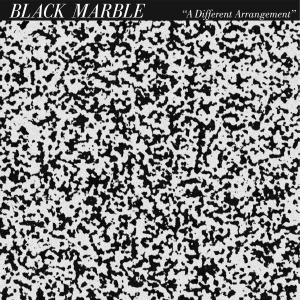 Cover BLACK MARBLE, a different arrangement