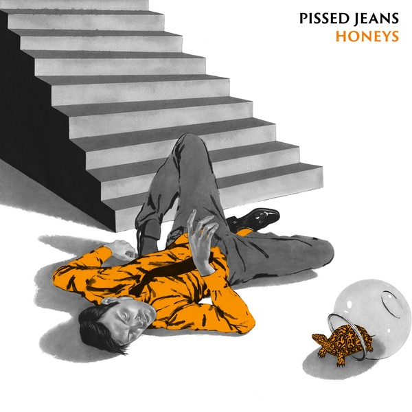 Cover PISSED JEANS, honeys