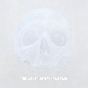 Cover CASKET LOTTERY, real fear