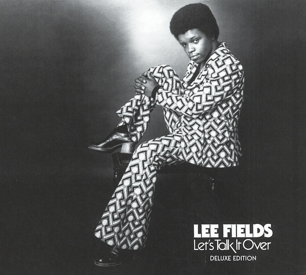 Cover LEE FIELDS, let´s talk it over (deluxe edition)