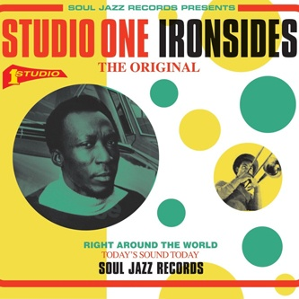 Cover V/A, studio one ironsides