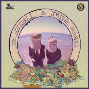Cover TY SEGALL & MIKAL CRONIN, reverse shark attack