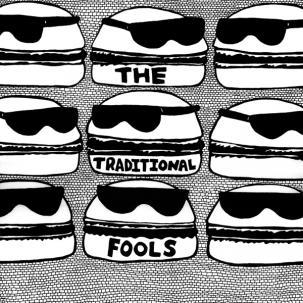 Cover TRADITIONAL FOOLS, s/t