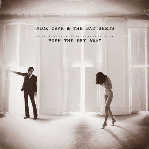 Cover NICK CAVE & BAD SEEDS, push the sky away