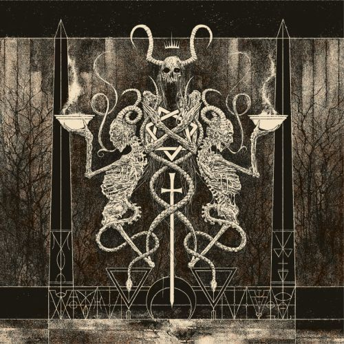 ALTAR OF PLAGUES / YEAR OF NO LIGHT, split cover