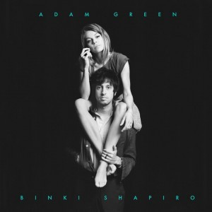 ADAM GREEN & BINKI SHAPIRO, s/t cover