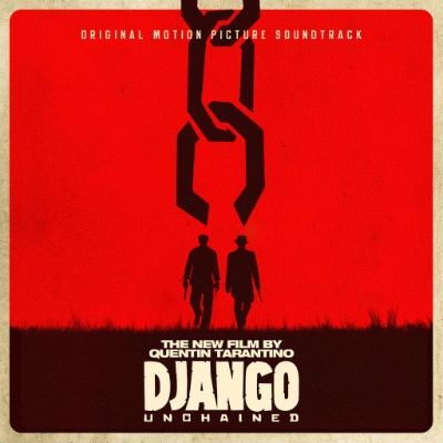 Cover O.S.T., django unchained