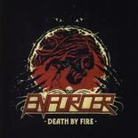 Cover ENFORCER, death by fire