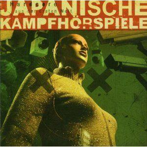 JAPANISCHE KAMPFHÖRSPIELE, hardcore aus der ersten welt cover