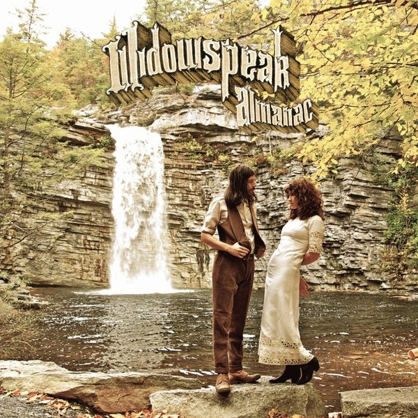 Cover WIDOWSPEAK, almanac