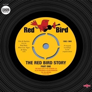 V/A, red bird story part 1 cover