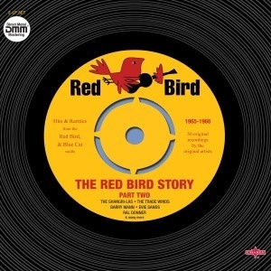 V/A, red bird story part 2 cover