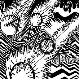 Cover ATOMS FOR PEACE, amok