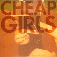 Cover CHEAP GIRLS, my roaring 20´s