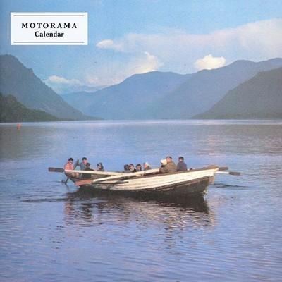 MOTORAMA, calendar cover
