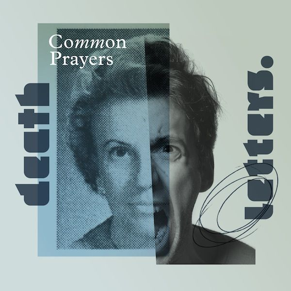Cover DEATH LETTERS, common prayers