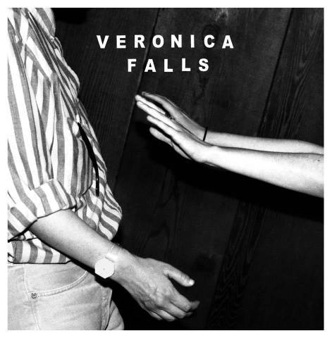 VERONICA FALLS, waiting for something to happen cover