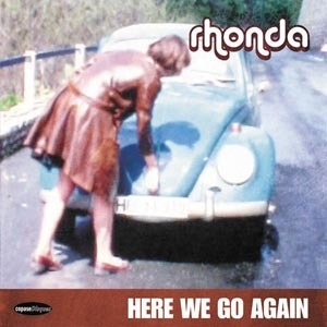 RHONDA, here we go again cover
