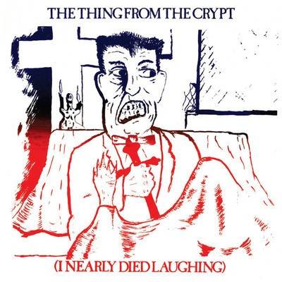 Cover V/A, thing from the crypt