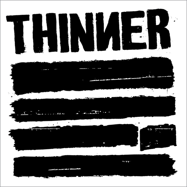 THINNER, say it cover