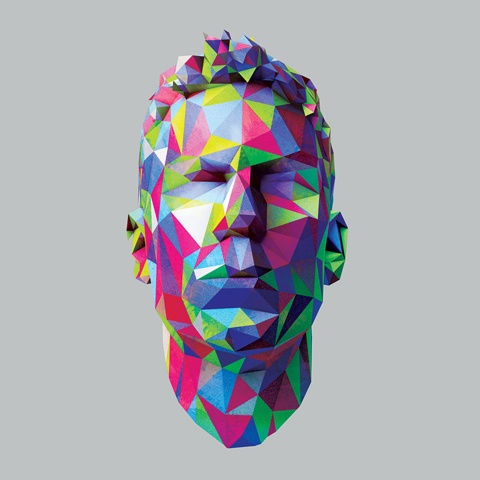 Cover JAMIE LIDELL, s/t