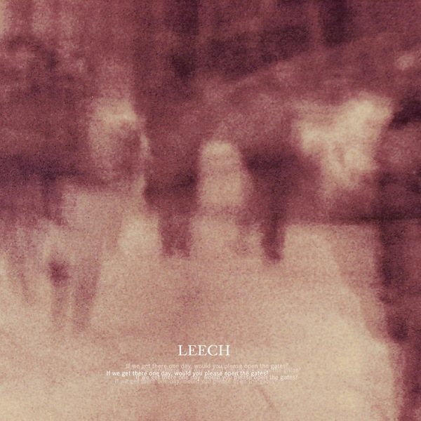 LEECH, if we get there one day.... cover