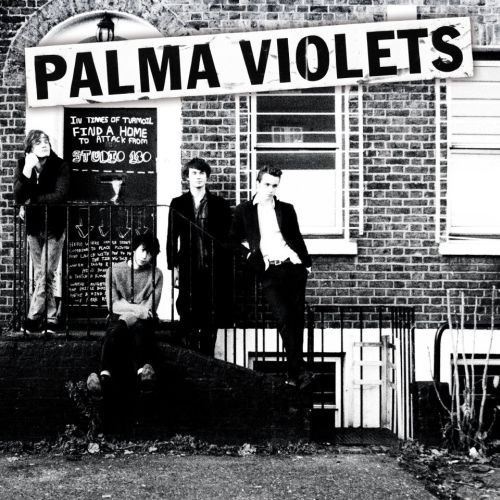 Cover PALMA VIOLETS, 180