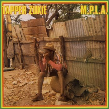 Cover TAPPER ZUKIE, m.p.l.a.