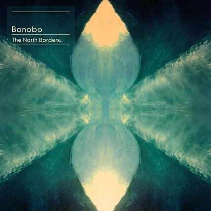BONOBO, north borders cover