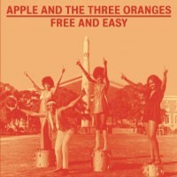 Cover APPLE AND THE THREE ORANGES, free and easy