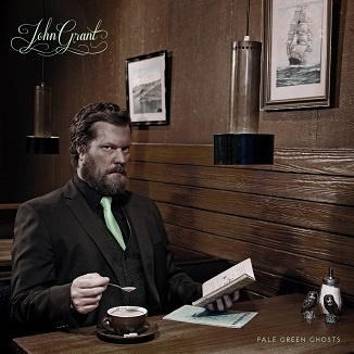 JOHN GRANT, pale green ghosts cover