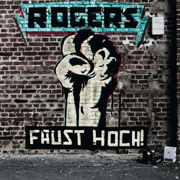 Cover ROGERS, faust hoch