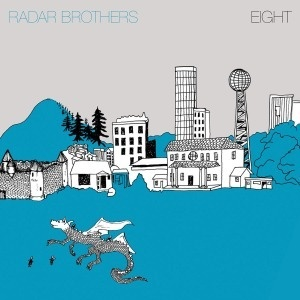 Cover RADAR BROTHERS, eight