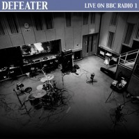Cover DEFEATER, live bbc radio 1