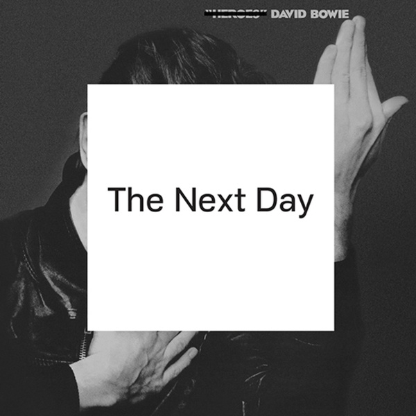 Cover DAVID BOWIE, the next day