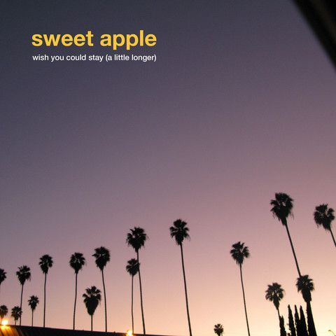 SWEET APPLE (W/ MARK LANEGAN), wish you could stay a little longer cover