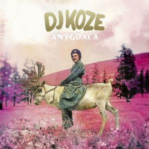 DJ KOZE, amygdala cover