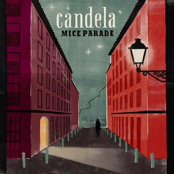 Cover MICE PARADE, candela