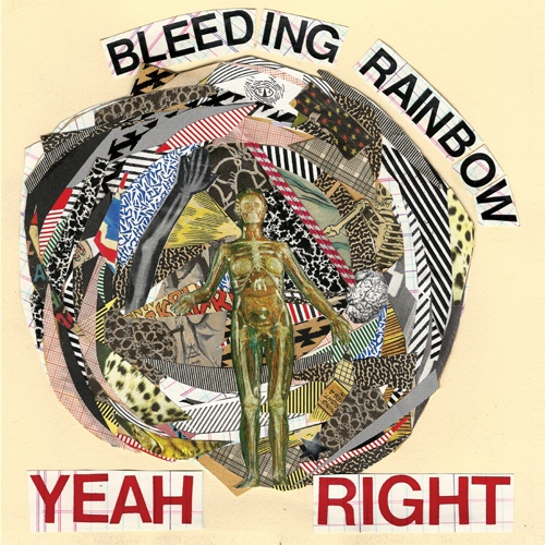 Cover BLEEDING RAINBOW, yeah right
