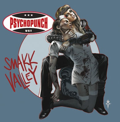 PSYCHOPUNCH, smakk valley cover
