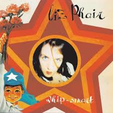 LIZ PHAIR, whip smart cover