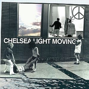 Cover CHELSEA LIGHT MOVING, s/t