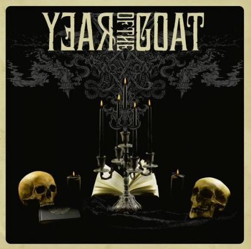 Cover YEAR OF THE GOAT, lucem ferre ep