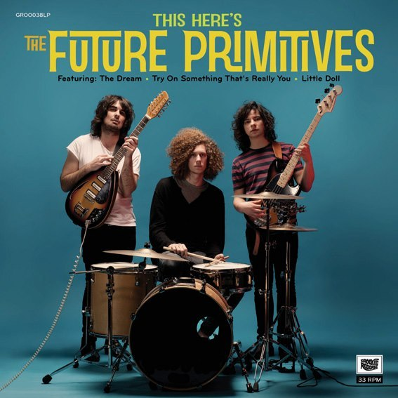 FUTURE PRIMITIVES, this here´s ... cover