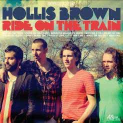 Cover HOLLIS BROWN, ride on the train