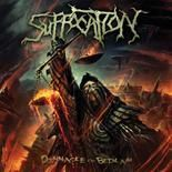 Cover SUFFOCATION, pinnacle of bedlam